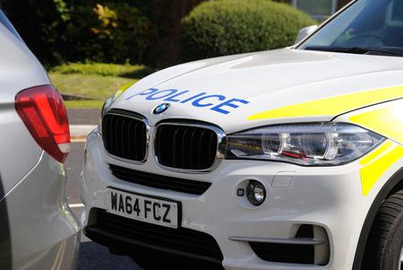 Devon and Cornwall police, BMW