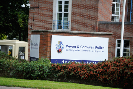 Devon and Cornwall police Headquarters, Exeter