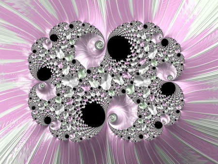 baroque pearl: Created using shells. Feel free on the sea