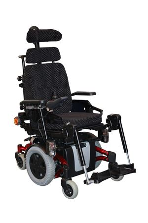 A Brand New Large Motorised Electric Wheelchair. photo