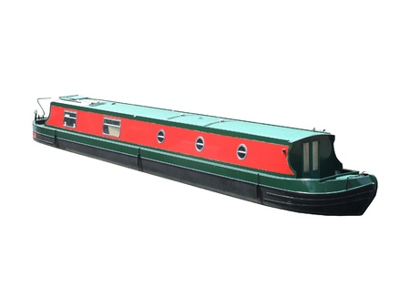 A Canal Narrow Boat.