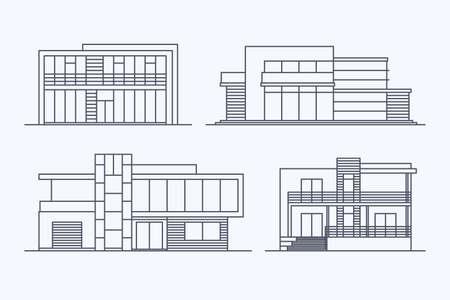 Dessin Architecture Banque D\'Images, Vecteurs Et Illustrations ...
