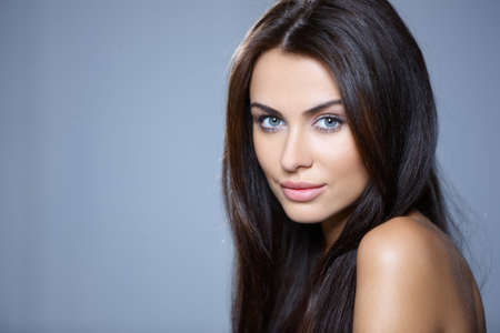 Portrait of beautiful and sexy young woman Stock Photo - 7366131