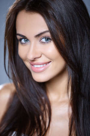 Portrait of beautiful and sexy young woman Stock Photo - 7366139