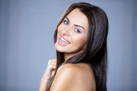 Portrait of beautiful and sexy young woman Stock Photo - 7366129
