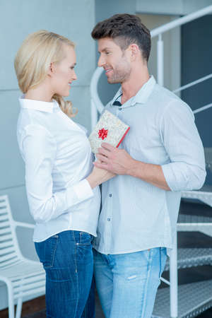 young lovers: Middle Age Caucasian Lovers Sweet Moments