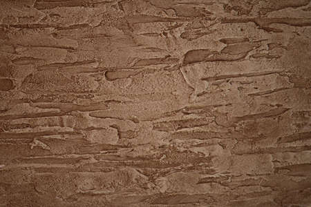 Brown texture of the wall. Part of the wall. Stock Photo - 5622078