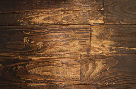 Brown woodooden textured background with natural patterns Stock Photo - 11102403