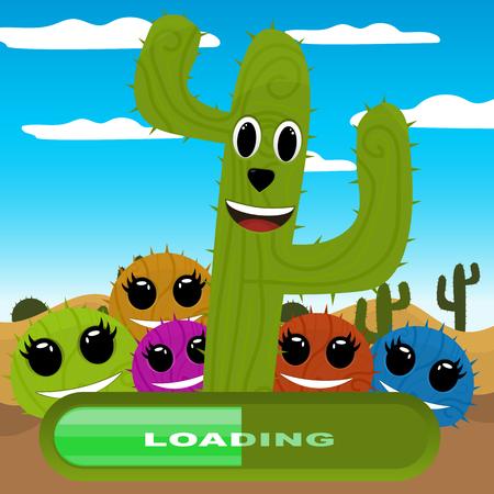 locations: gaming locations funny logic cactus desert adventure