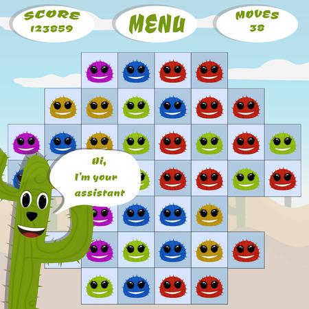 logic: gaming locations funny logic cactus desert adventure