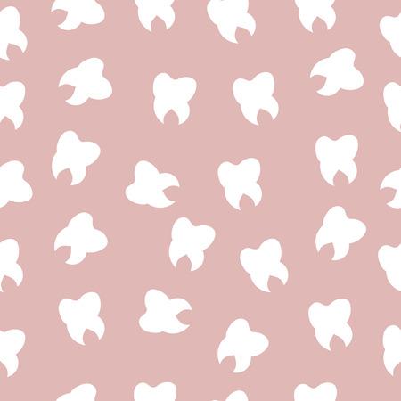 매끄러운 질감 건강한 치아 치아 건강의 청결도