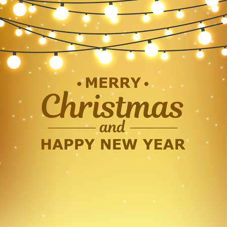Merry Christmas. Pig. 2019. New Year. Bright background. Congratulation. Flashlights Bokeh. For printing on cards. For  design. Çizim