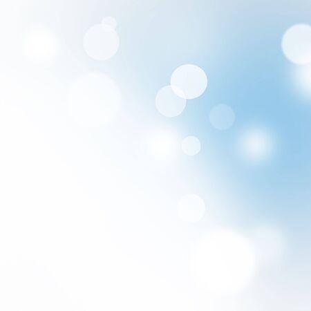briliance: background blue  white with briliance