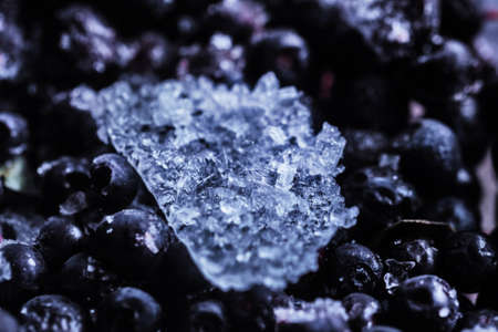 Best real pretty ice on berries for fantasy food and mixes