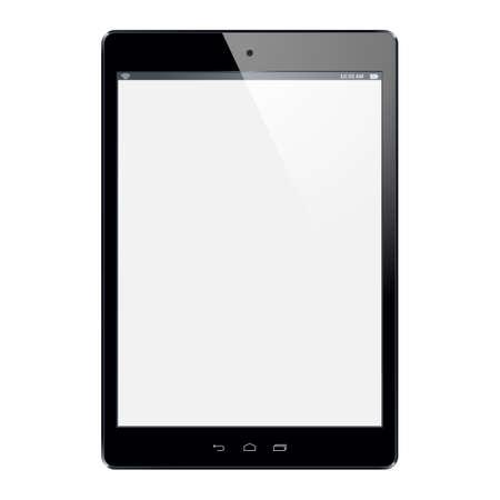 tablet computer Stock Vector - 21016272