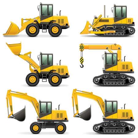 yellow tractor: Construcci�n de M�quinas de Vectores Set 3 Vectores