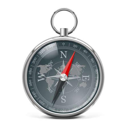 Vector Compass Stok Fotoğraf - 21845009