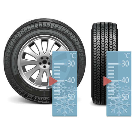 adhesion: Vector winter tire