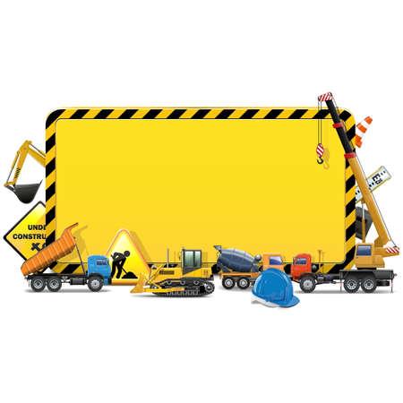 mat�riel chantier: Vector Construction Conseil