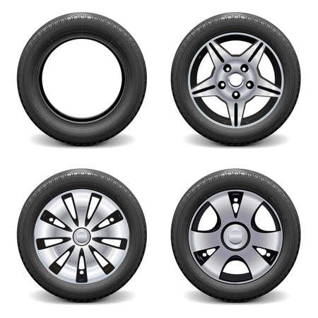 tire change: Vector Wheels