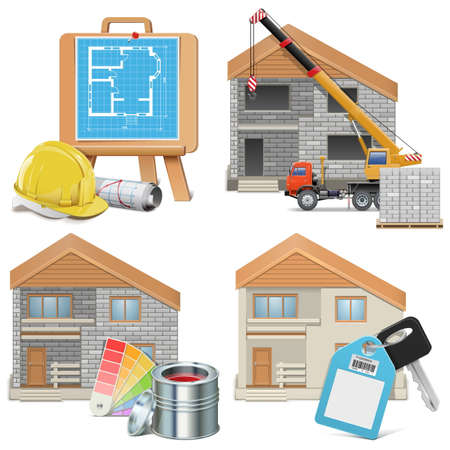 sales floor: Homebuilding Concept