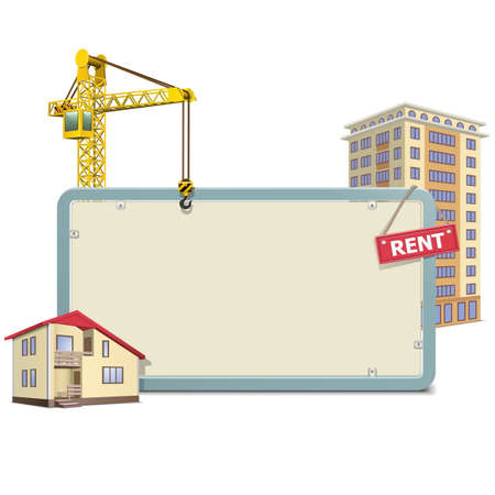 Homebuilding Board Stock Vector - 28918175