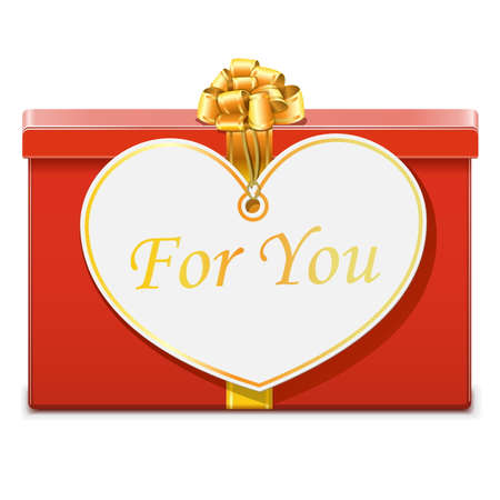 Vector Gift with Label Vector