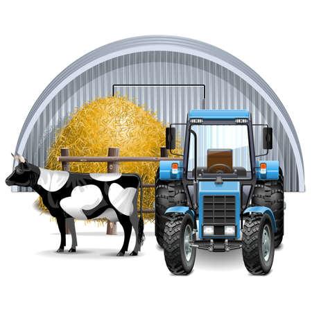 rick: Vector Farm Concept