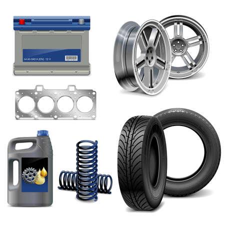 Vector Auto Parts Vector
