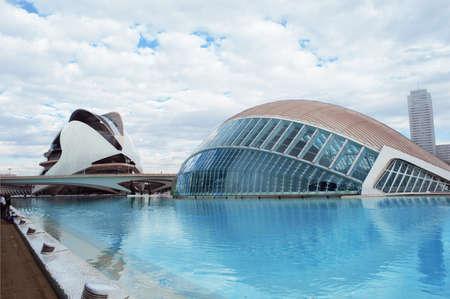 hemispheric: Hemispheric - City of Arts and Sciences. Valencia