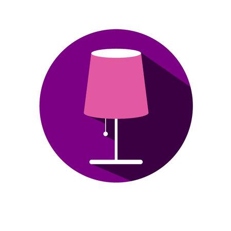 transitional: lamp vector chandelier modern light interior color