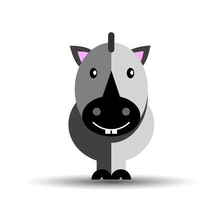 head mustang icon equestrian animal black farm speed horse Illustration