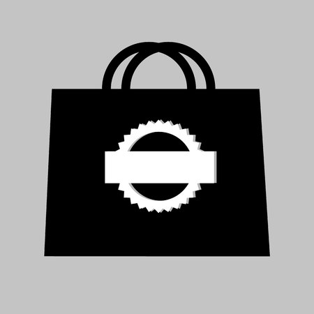 packsack: pack vector design paper pouch bags icons