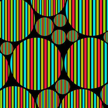 fondo vector diseño abstracto color fondo de pantalla círculo línea patrón