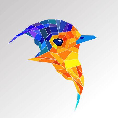 vector nature illustration bird art design graphic