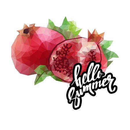 garnet, pomegranate, fruit, juicy, food, organic, juice, fresh, natural
