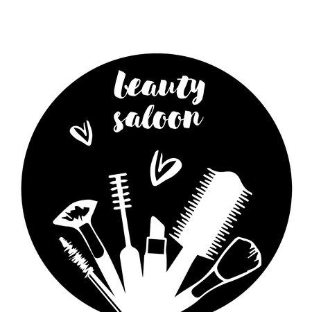 mascara, eyeshadow, collection, beauty, make up, cream, powder, perfume, element Stok Fotoğraf - 110312531