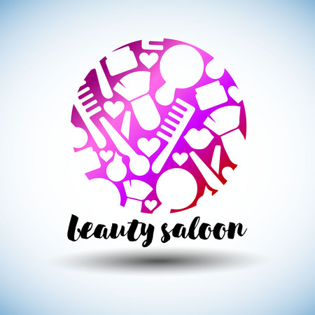 mascara, eyeshadow, collection, beauty, make up, cream, powder, perfume, element Imagens - 110312543