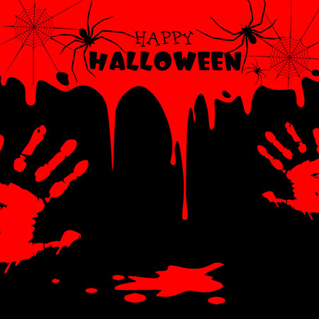 blood, red, drip, background, scary, crime, death, drop, halloween, horror, murder Stock Vector - 108407278