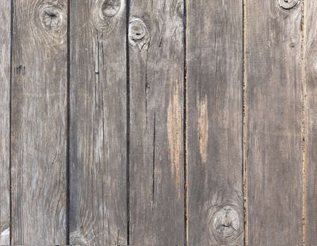 Gray fence wood textured background