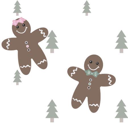 ginger bread man: gingerbread man