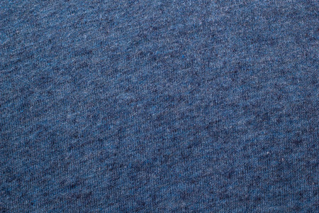 tejido de lana: The texture of a knitted woolen fabric blue. Background