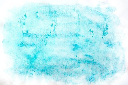 Hand painted abstract colorful watercolor background texture Stock Photo