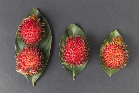 fruitage: Rambutan