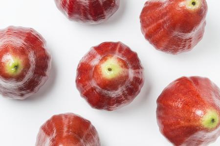 fruitage: water apple  Stock Photo