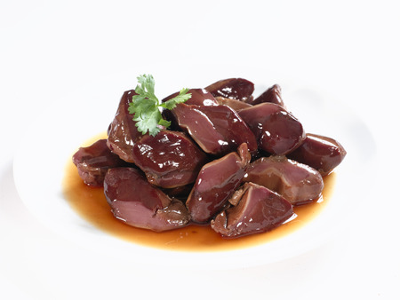 Duck gizzard