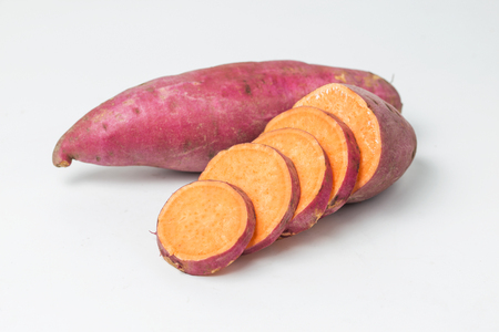 Zoete aardappelen