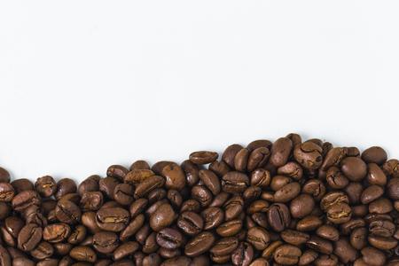 Koffiebonen Stockfoto
