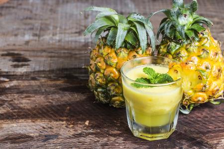 Pineapple Juice Banque d'images