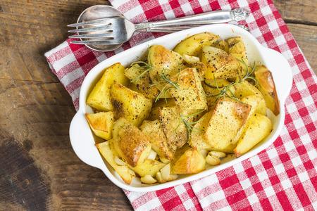 baked: Baked potato